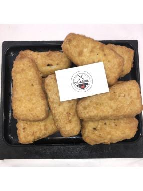 Filet de poisson pané