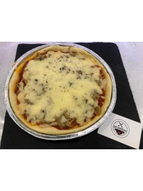 Pizza à l'oígnon