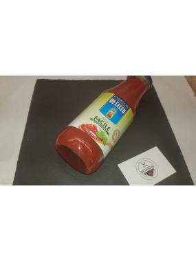 Coulis de tomate Basilic marque De Cecco 690 g